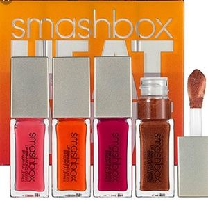 New! Smashbox heat wave lip gloss